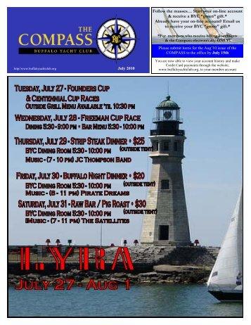 Newsletter July 10 .pub - Buffalo Yacht Club