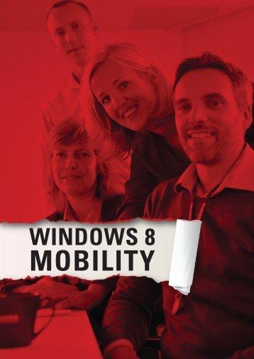windows 8 mobility - Sigma