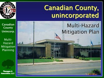 Canadian County Unincorporated - 2 - MHMP Introduction
