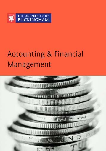 Accounting & Financial Management - WiWi-Online