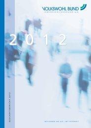VOLKSWOHL BUND Lebensversicherung a.G. 2012
