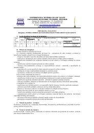 E-mail: secretariat.istorie@ugal.ro Web - Istorie, Filosofie şi Teologie