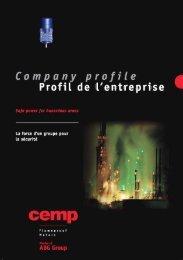 Esec. pp. 1-20 FR tr - Cemp-international.com