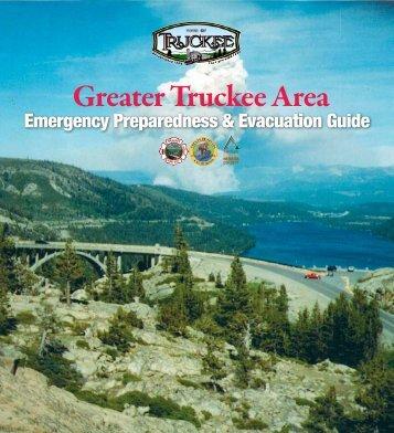 Greater Truckee Area - Town of Truckee