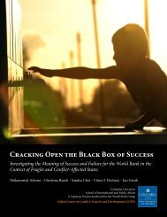 Cracking Open the Black Box of Success - School of International ...
