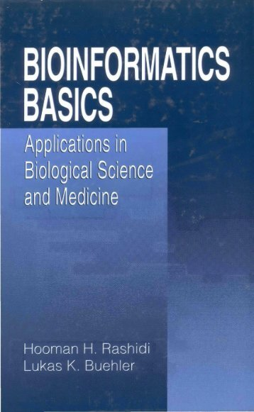 1 Introduction to Bioinformatics