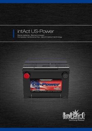 intAct US-Power