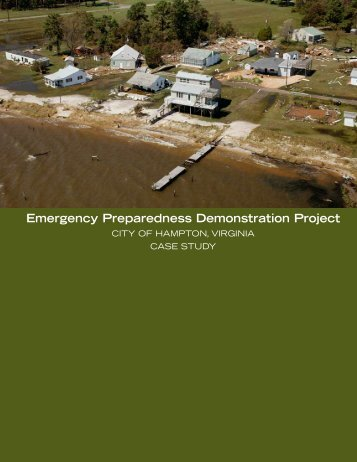 FEMA Emergency Preparedness Demonstration - MDC