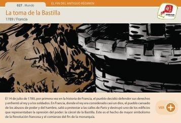 La toma de la Bastilla - Manosanta