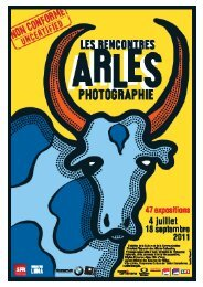 Recherche - Les Rencontres d'Arles