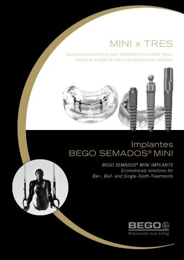 Implantes Mini - BEGO