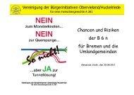 11-08-30 Gemeinde Stuhr 2 Fassung 25 8 2011 - nordumgehung ...