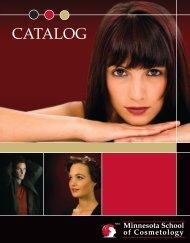Catalog - Minnesota School of Cosmetology