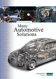 Automotive - Costenoble GmbH & Co. KG