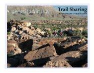 Trail Sharing