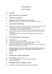 1 Vertiefung Schuldrecht Teil 1: Grundlagen § 1 ... - Dr. Klaus Richter