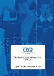 regles de jeu - FIVB