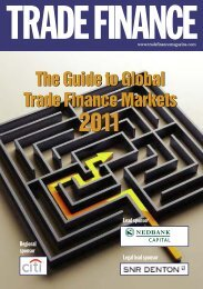 Cover & spine - Trade Finance