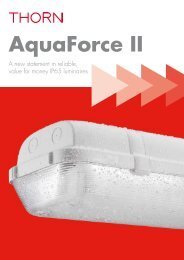 AquaForce II - Thorn Lighting