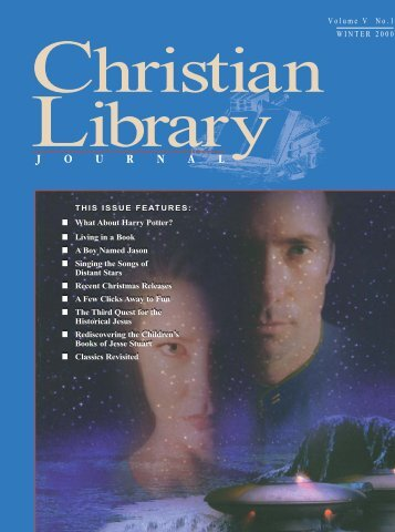 Rediscovering the Children's Books of - Christian Library Journal