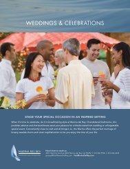 WEDDINGS & CELEBRATIONS - Marina del Rey