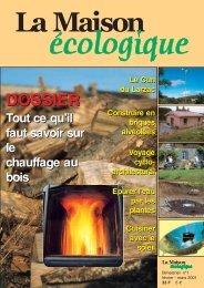 La Maison écologique - Free