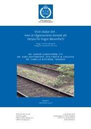 Tilläggsrapport TRITA-TEC-RR 07-008 (pdf 616 - KTH