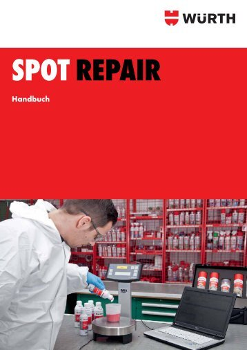 Spot Repair Handbuch