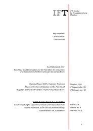IFT-Berichte Bd. 171