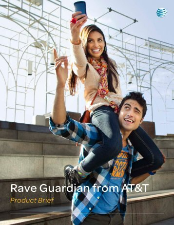 Rave Guardian from AT&T