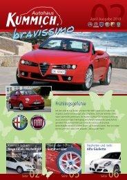Kummich - Kundenzeitung - 2010MRZ - end.indd - Autohaus Kummich