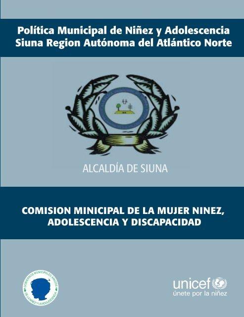 ALCALDÍA DE SIUNA - Sidoc