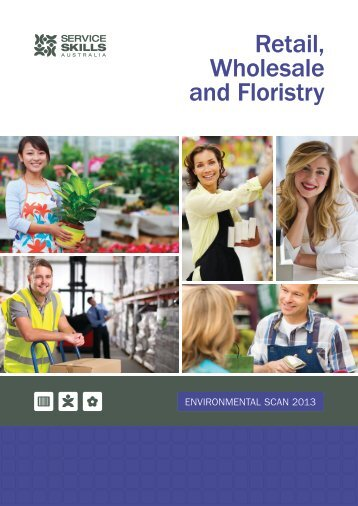 Retail, Wholesale and Floristry - Service Skills
