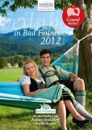 2012 Ihre Gastgeber - Neubeuern