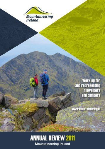 Annual Review 2011 - Mountaineering Ireland