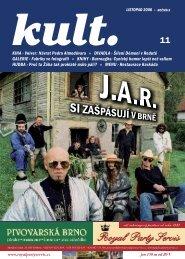 brněnská žaba 2006 - Kult.cz