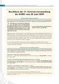 Heilmittelvereinbarung 2009 - Kassenärztliche Vereinigung ... - Seite 6