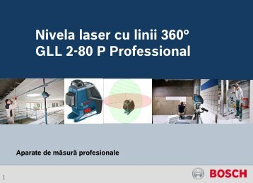 GLL 2-80 NOU! - Shopexpert.ro