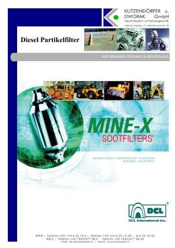Diesel Partikelfilter