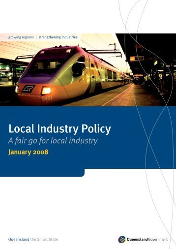 Local Industry Policy