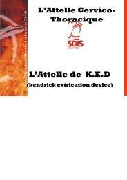 Attelle Cervico Thoracique - SDIS14