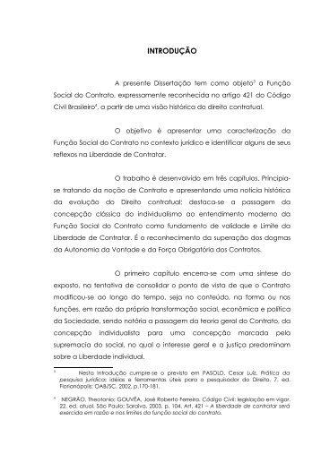 INTRODUÇÃO - Poder Judiciário de Santa Catarina
