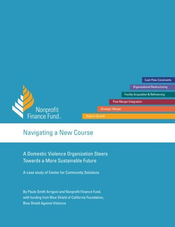 Navigating a New Course - Blue Shield of California Foundation