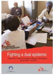 Fighting a dual epidemic - Ärzte ohne Grenzen
