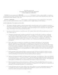 HOLD HARMLESS AGREEMENT - Valic.com