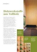 Holzwerkstoffe Holz in Bestform - Lignum - Seite 4