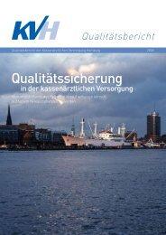 Qualitätssicherung - Kassenärztliche  Vereinigung Hamburg
