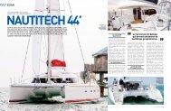 nautitech 44 - Multihulls World