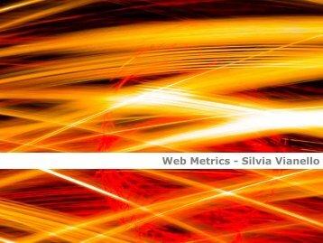 Web Marketing Metrics: il cambio di paradigmi - SDA Bocconi