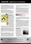 OpenRIP Flexo 6.0 Professional - Xante.com - Page 4